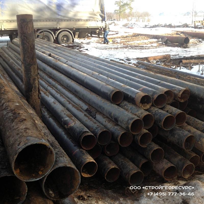 Цена на демонтаж трубопроводов из стальных труб